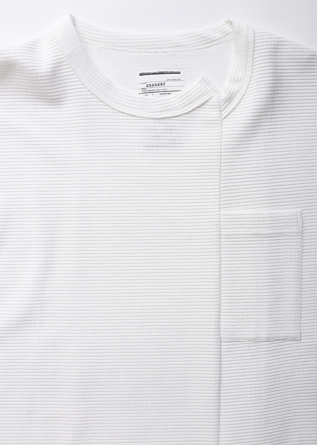 【予約商品】 SHADOW BLOCK SLIP-T