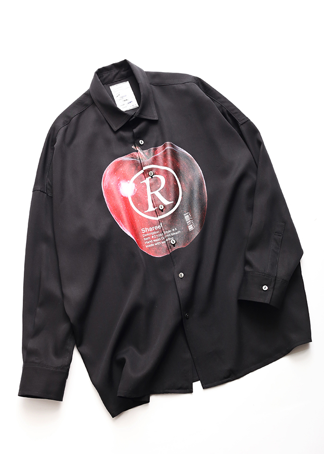 """APPLE R""  BIG SHIRTS"