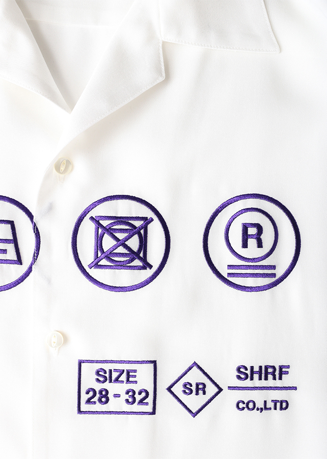 """CARE LABEL""  BIG SHIRTS"
