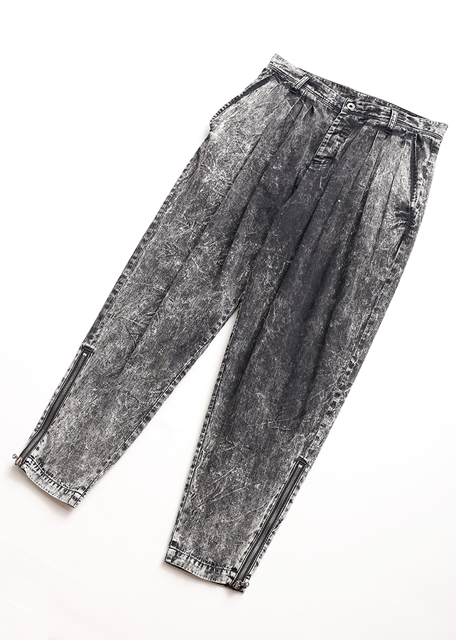 6.5OZ DENIM TAPERED PANTS CHEMICAL/W