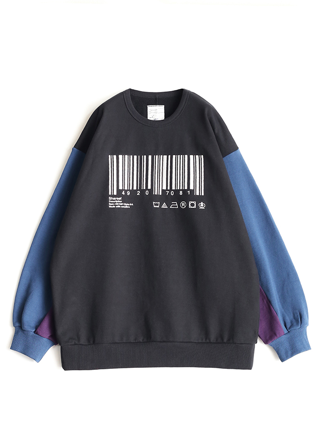 """BARCORD"" BIG SWEAT"