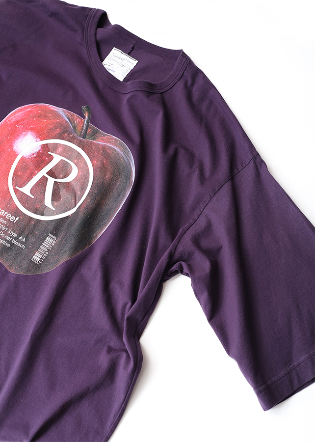 """APPLE R""  S/S BIG-T"