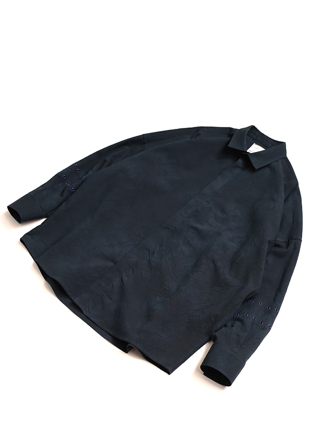 通常販売 SHRINKING TWILL BIG SHIRTS