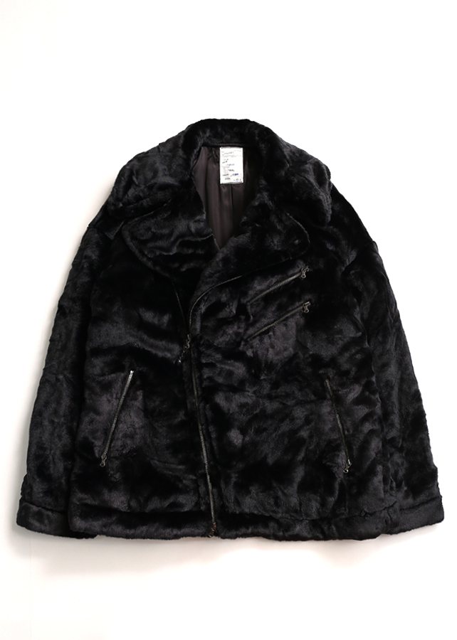 通常販売 FUR BIG RIDERS JK