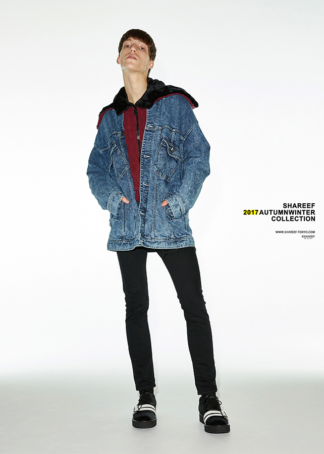 通常販売 BIG DENIM JK