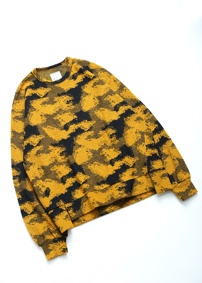 PILE JQ L/S PULL OVER
