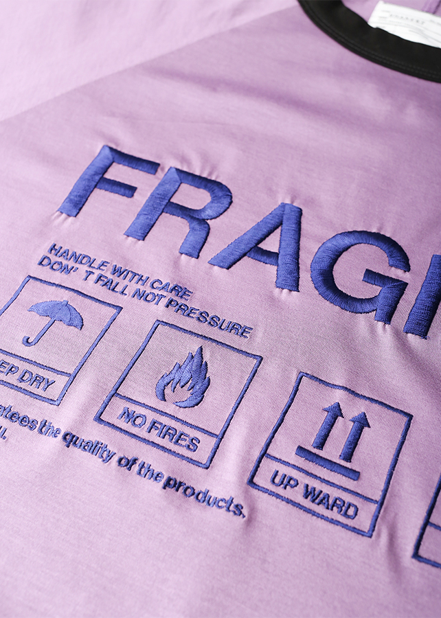 """FRAGILE"" SWITCHING BIG-T"