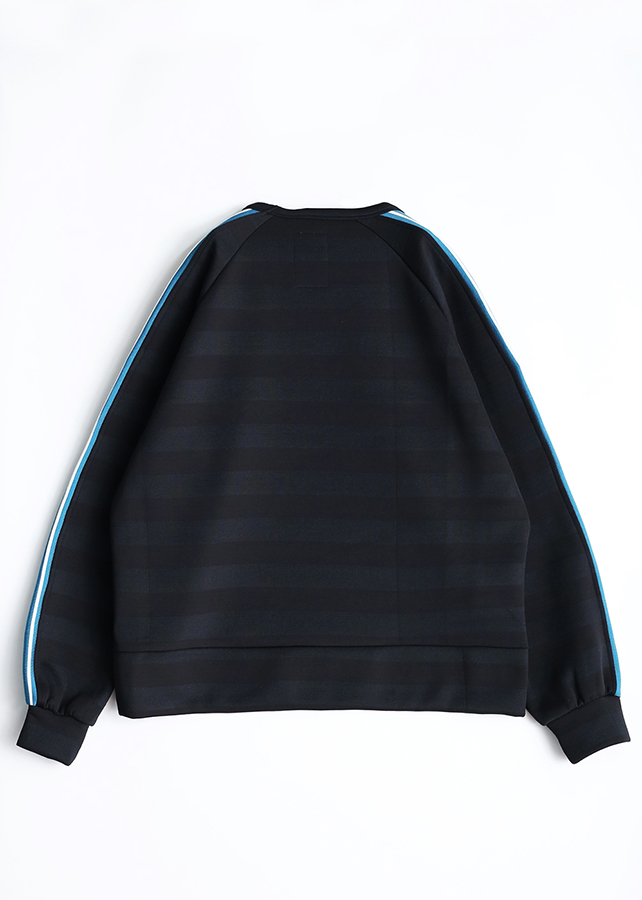 SHADOW BORDER L/S PULL OVER