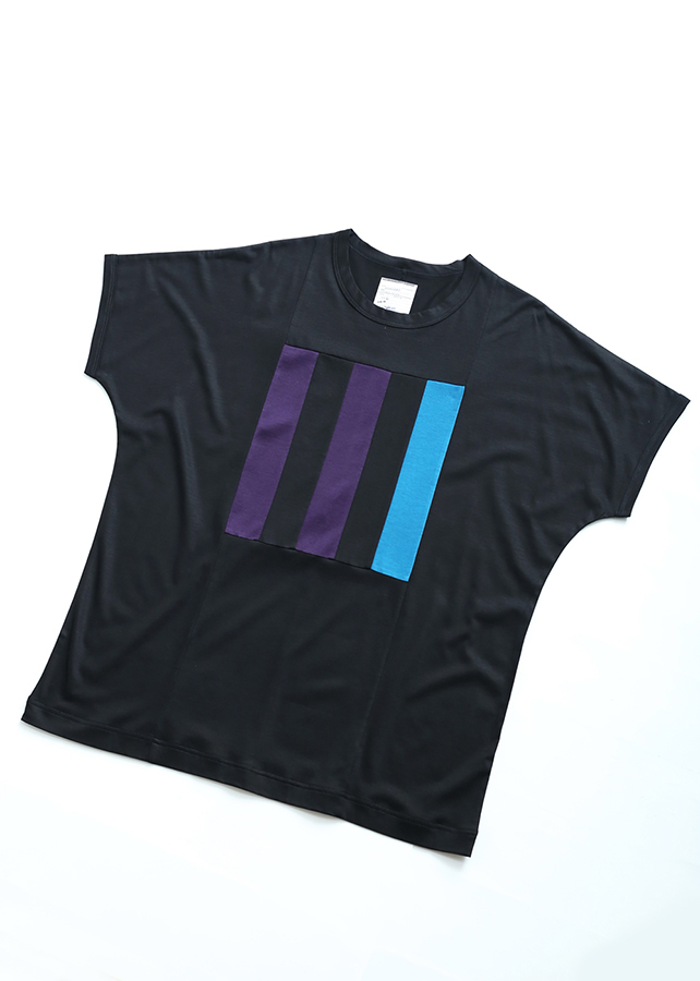 "Ly/C SINGLE JERSEY BIG-T ""LINE"""