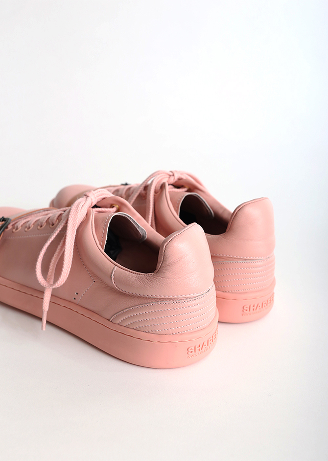 LEATHER SNEAKER