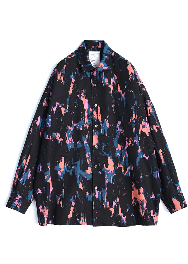通常販売 PAINT PT BIG SHIRTS
