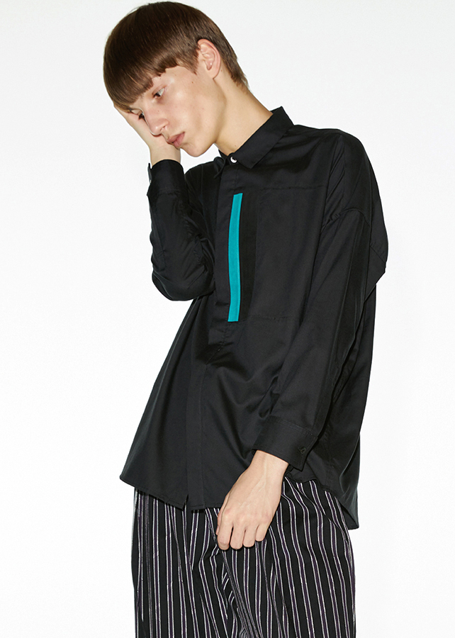 通常販売 CR TWILL BIG SHIRTS