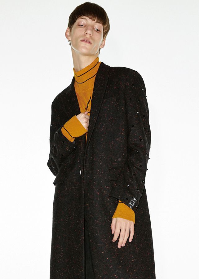 【予約商品】 NEP MELTON CHESTER COAT