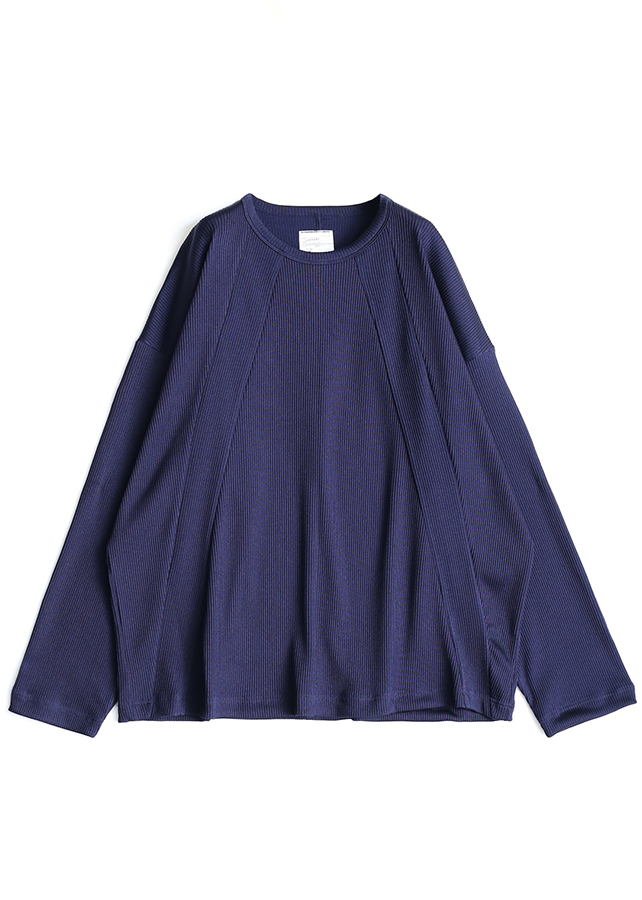 MINI RIB L/S BIG-T/Navy