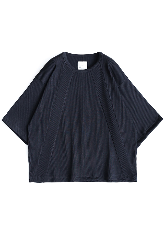 MINI RIB S/S BIG-T/Black