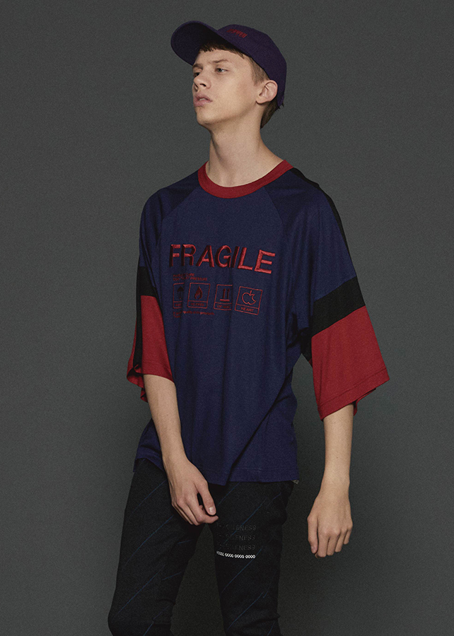 """FRAGILE"" SWITCHING BIG-T/Navy"