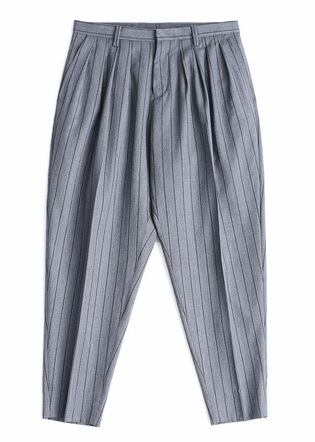 STRIPE WIDE TAPERED/Gray