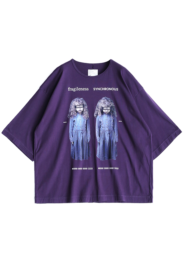 """TWINS"" BIG-T/Purple"