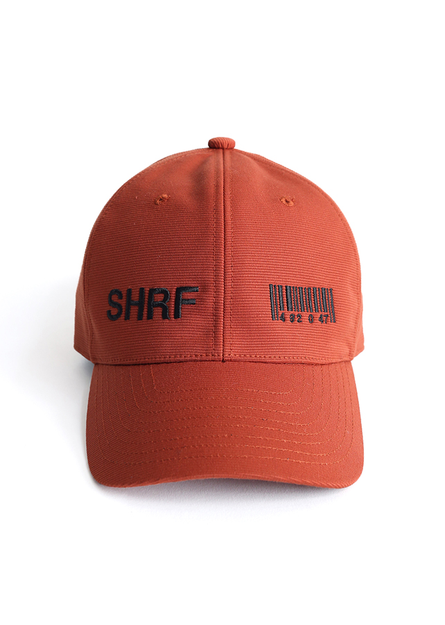 LOGO CAP/Orange