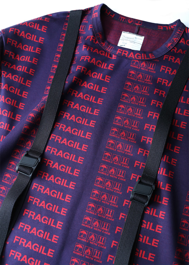 FRAGILE ROGO SEPARATE SLEEVE L/S-T