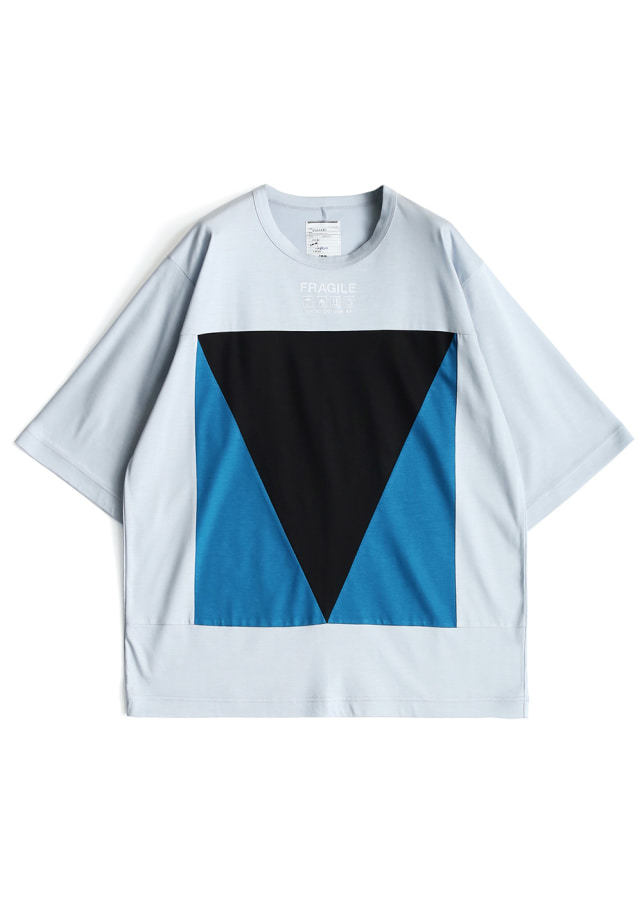 "Ly/C S/S BIG-T ""TRIANGLE"""