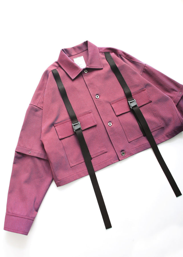 SHORT SHIRTS BLOUSON
