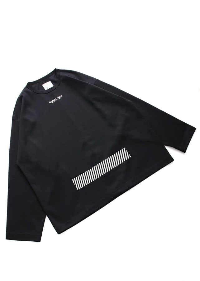 W-FACE L/S PULL OVER