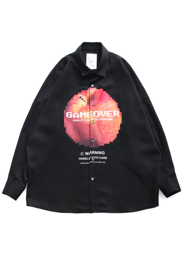 """DOT APPLE""  BIG SHIRTS"