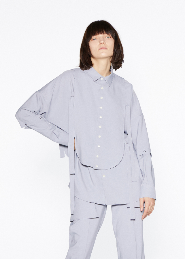 LAYERED L/S SHIRTS