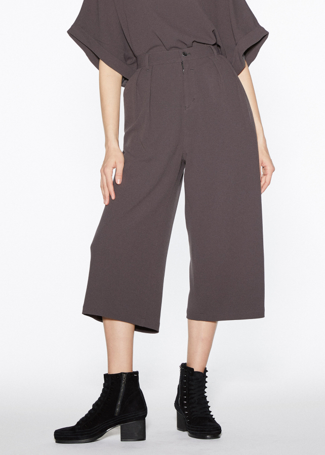 GEORGETTE JQ FLARE PANTS