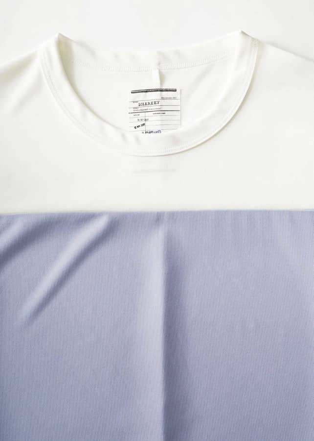 PE SMOOTH SQUARE DOLMAN S/S T