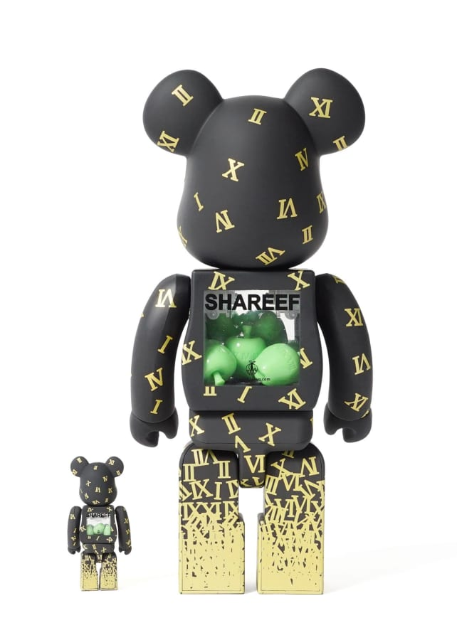 "STRIPE BIG-T ""DOT NOISE """